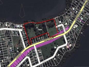 View profile: Two waterfront allotments ..North facing to Moreton Bay...Over 30,000m2 (3.06ha)