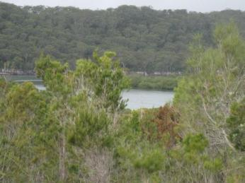 View profile: High side of the street...Outlook over water to Nth Stradbroke Island..!!